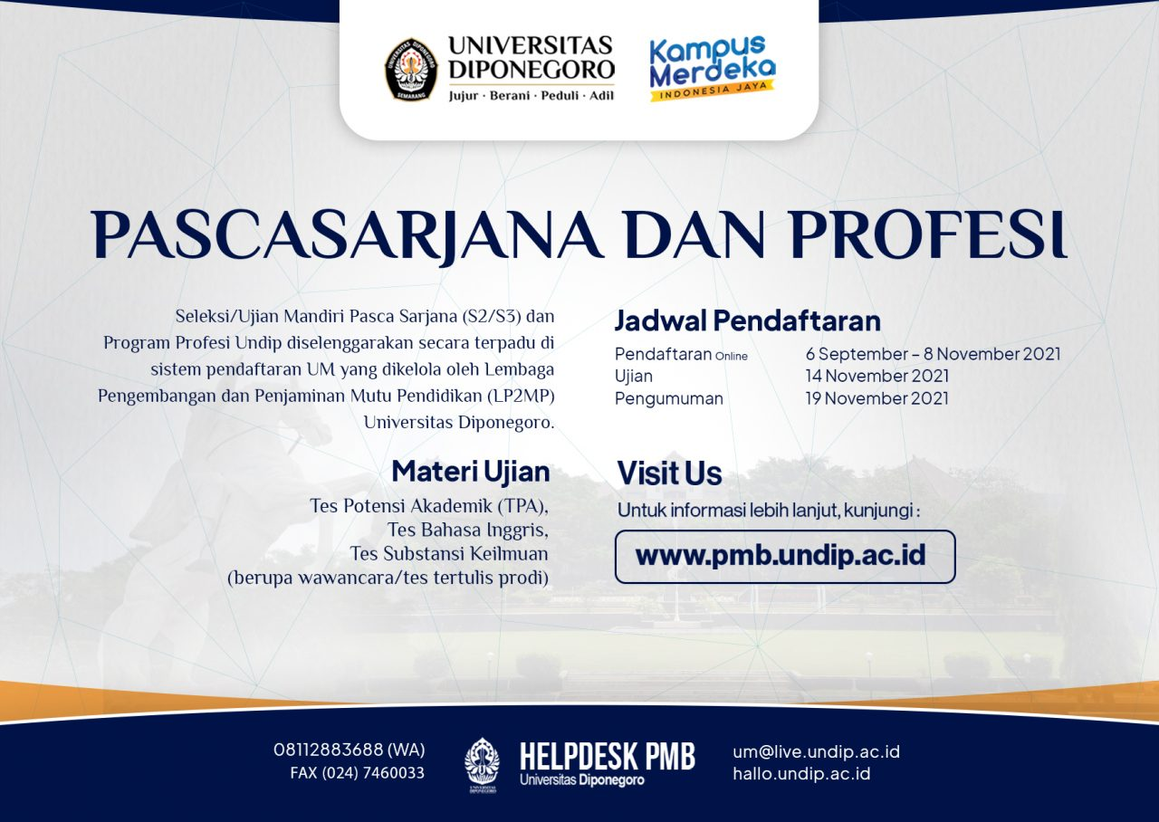 New Student Admission For Postgraduate And Profession Programs